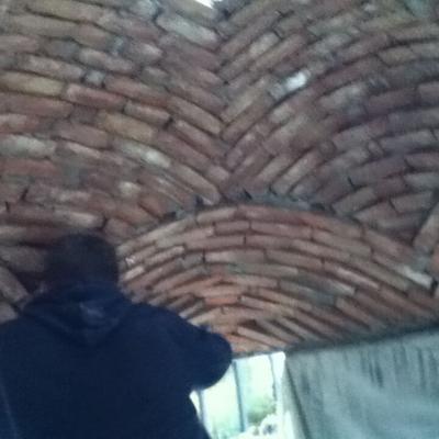 Voute Brickworks: Masonry vaulting 06