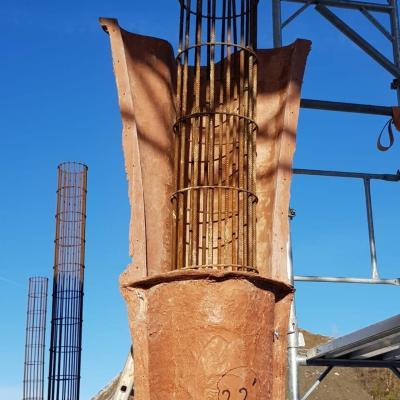 Moules et piliers 05