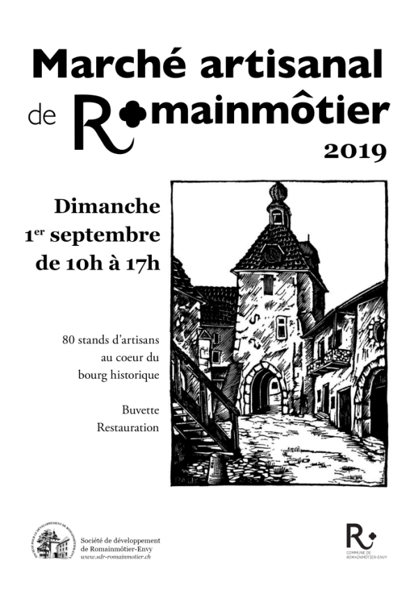 Marche artisanal 2019