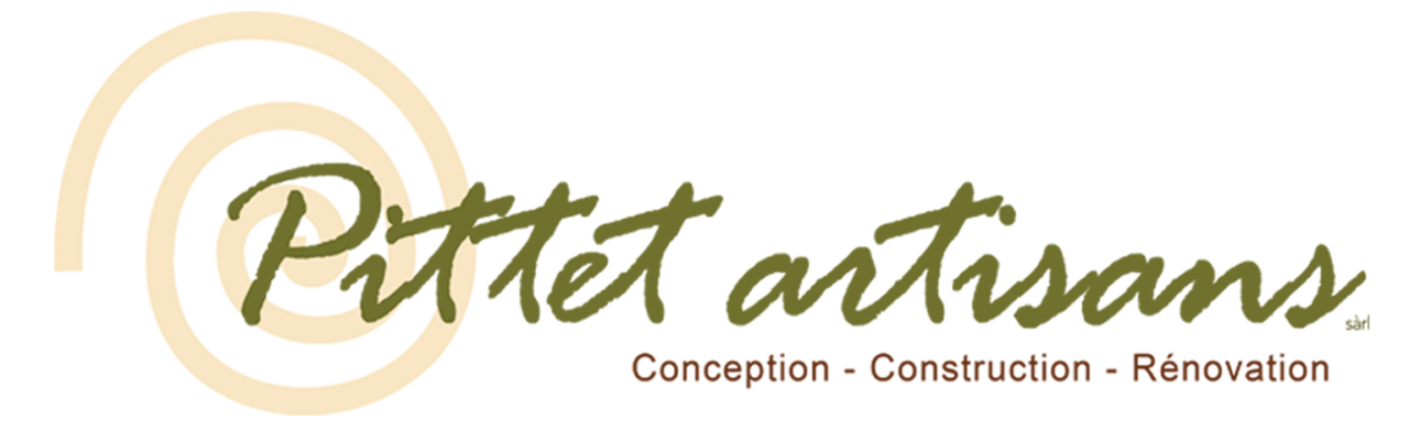 Pittet Artisans Sàrl entreprise en éco-construction
